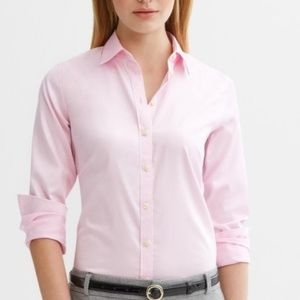 Banana Republic | Pale Pink Button Down Shirt 4P